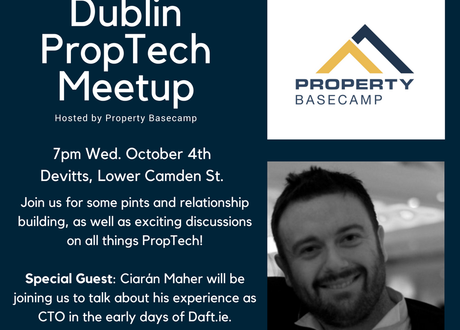 #Proptech Dublin Meet-Up