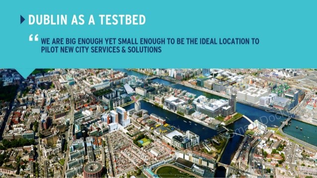 Smart Docklands: Get Involved