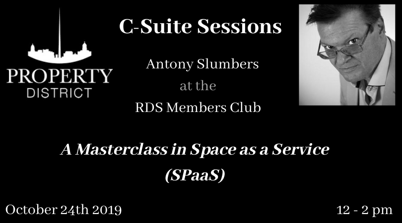 C-Suite Sessions: A Masterclass in Space as a Service (SPaaS)