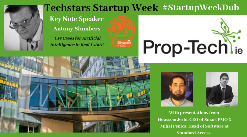 Techstars Startup Week and Proptech Ireland explore use cases for AI in real estate