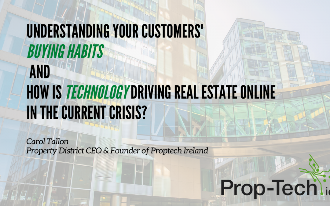 Proptech & Covid-19: Is Technology Driving Real Estate Online?
